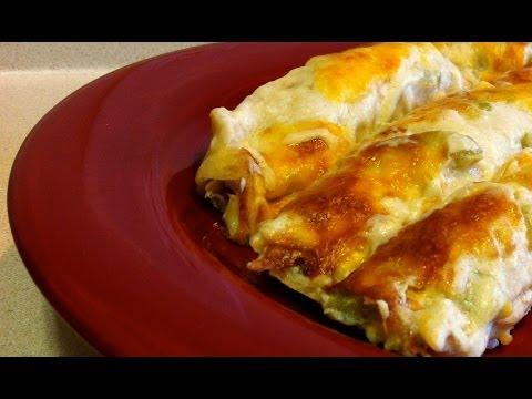 Best Chicken Enchiladas ~ Cinco De Mayo