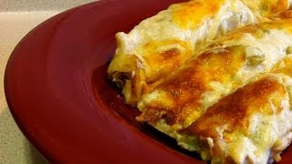 Best Chicken Enchiladas ~ Cinco De Mayo