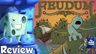 Feudum Review - with Tom Vasel
