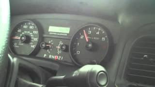 2008 ford crown victoria 0 90s