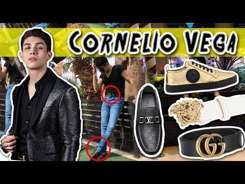 El cantante de BANDA que solo usa GUCCI? Cornelio Vega, cuánto cuesta su outfit?