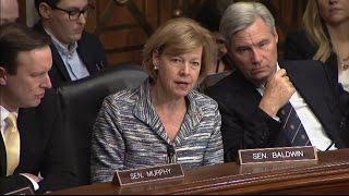Senator Baldwin Questions Betsy DeVos at Secreatry of Education Nomination Hearing