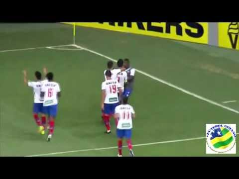 Gols Bahia 4 x 2 Goiás (17/09/2016 - Campeonato Brasileiro Série B 2016)