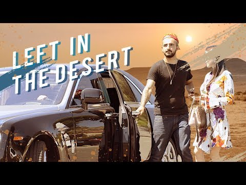 GOLD DIGGER Dropped off at DESERT 🌵🔥 - SHOCKING ENDING