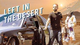 GOLD DIGGER Dropped off at DESERT 🌵🔥 - SHOCKING ENDING