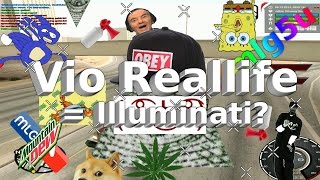 Get rekt M8! ♦ GTA:MLG ♦ Vio-Reallife is Illuminati
