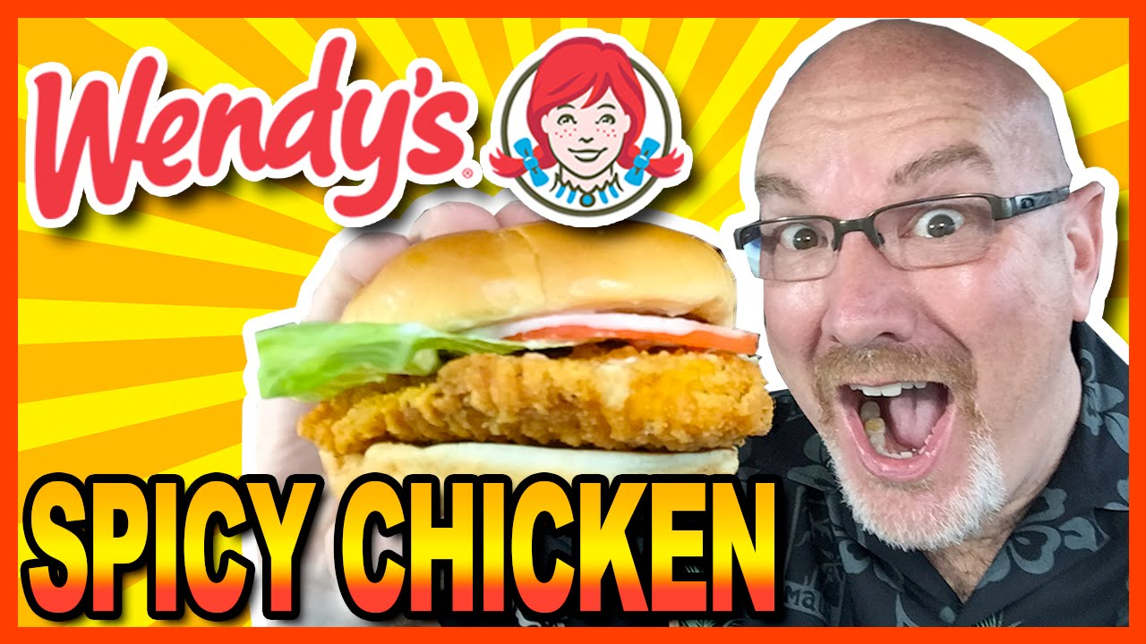 Spicy Chicken Sandwich Combo Review