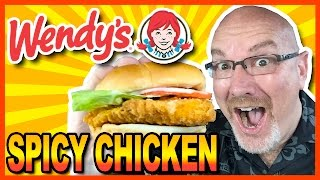 Wendy's Spicy Chicken Sandwich Combo Review And Drive-thru Experience