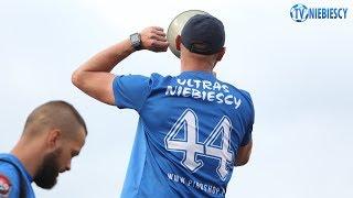 Doping na meczu UKS Ruch Chorzów 1-8 Ruch Chorzów (20.08.2019 r.)