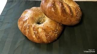 ГОТОВИМ ПАТЫР ТАШКЕНТСКИЙ\Узбекские лепешки в духовке (Uzbek bread in the oven)