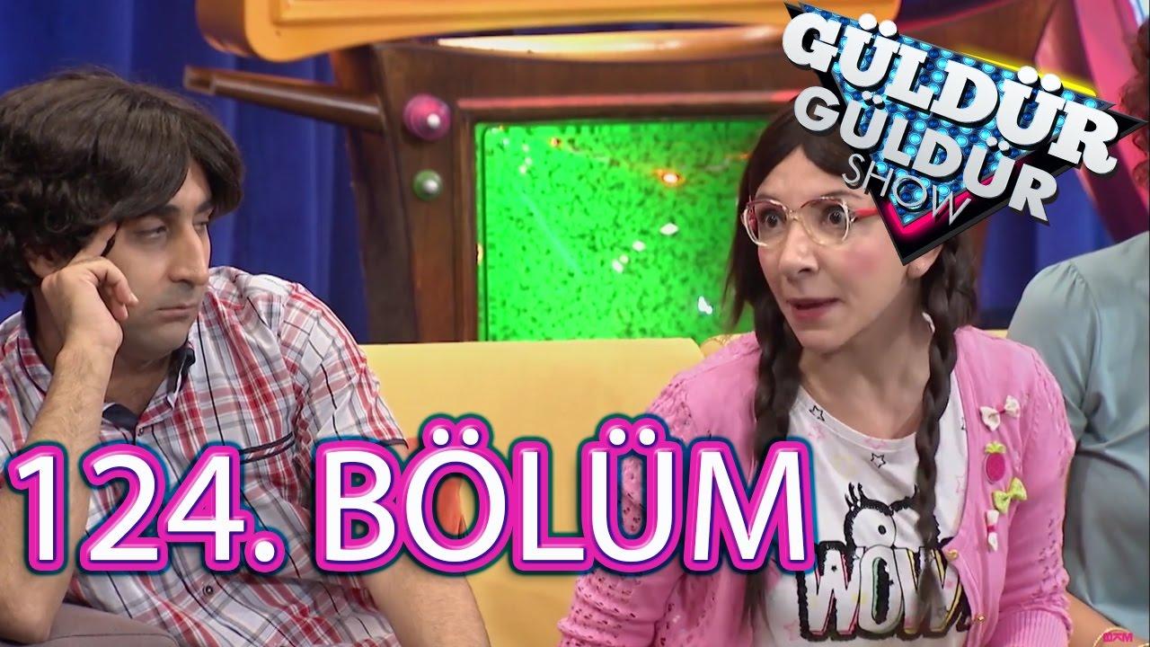Güldür Güldür Show 124 Bölüm Full Hd Tek Parça Youtube