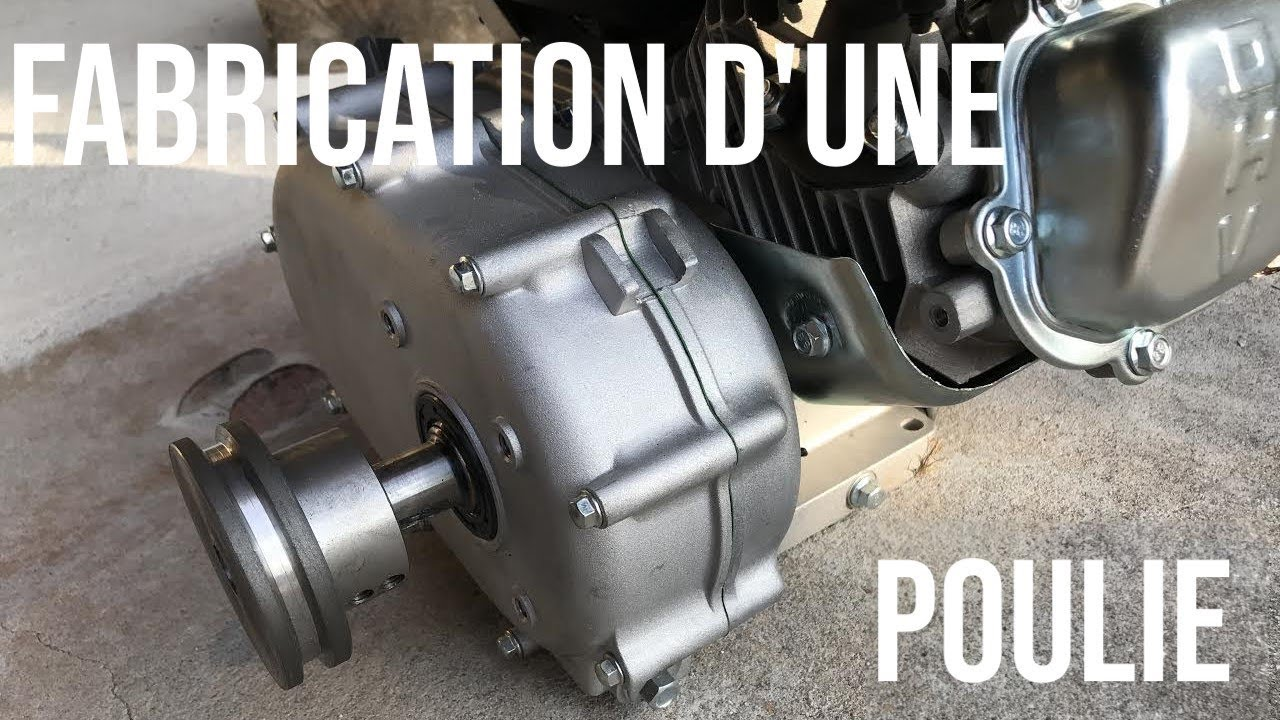 fabrication d 39 une poulie en acier a l 39 aide d 39 un tour a metaux homemade pulley from metal youtube. Black Bedroom Furniture Sets. Home Design Ideas