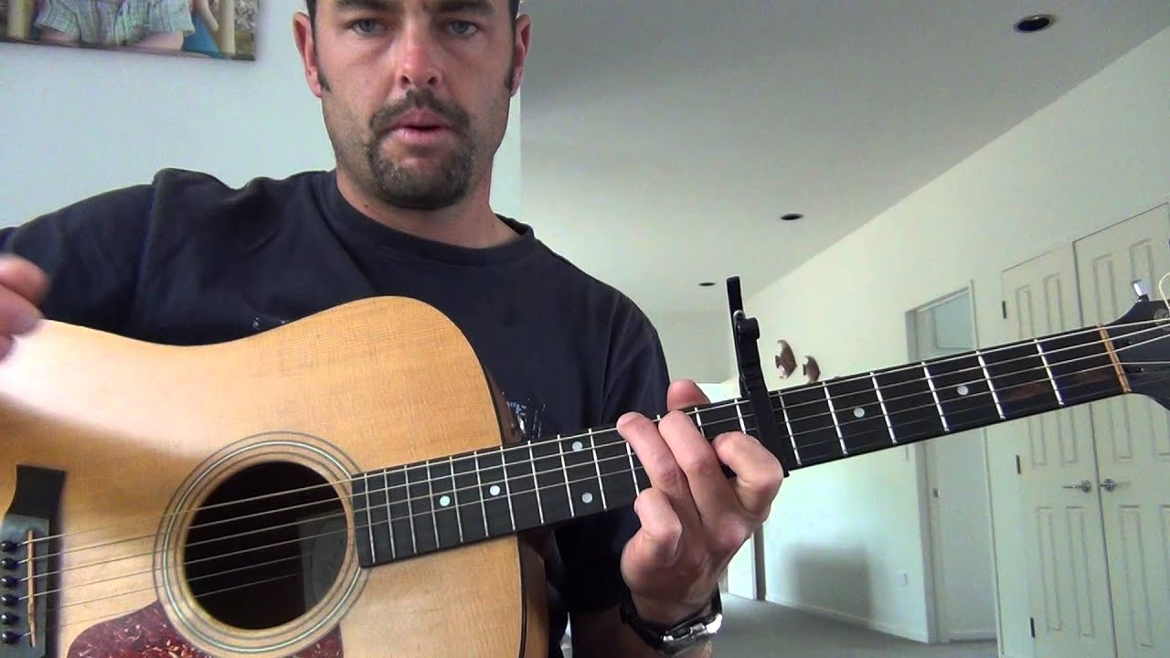 Skinny Love Birdy Bon Iver Guitar Tutorial Youtube