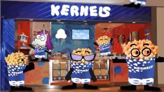 Kernels Popcorn Harlem Shake!
