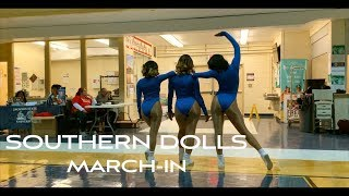 "Southern University Dancing Dolls at the HBCU Dance Affair ""Winter ..."