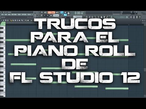 Trucos en el piano roll - FL Studio 12