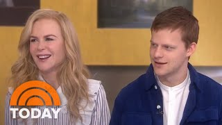 Nicole Kidman And Lucas Hedges Talk 'Boy Erased' | TODAY