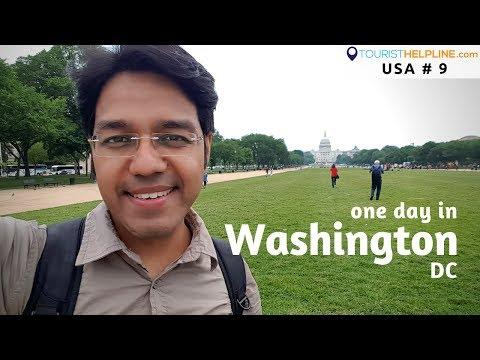 Washington DC day trip | Tourist attractions | Best way to visit DC