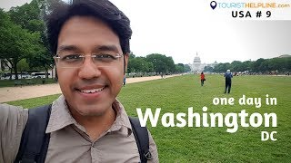 Washington DC day trip | Tourist attractions | Best way to visit DC