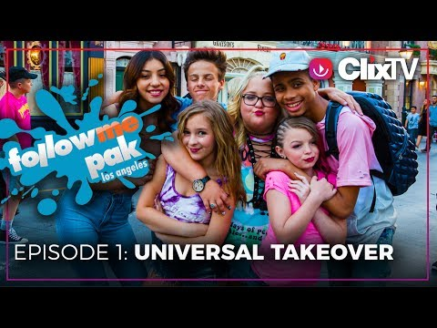 Follow Me - Universal Takeover - Episode 1 - Universal Takeover Series