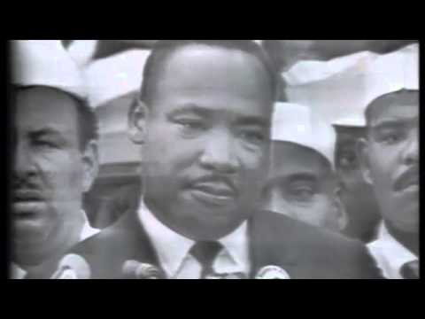 50th anniversary of Martin Luther King's March on Washington DC