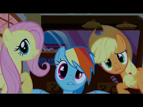 † My Little Pony & i Cattivi Disney † - ☠ Questo È Halloween ☠ (♛‿♛)