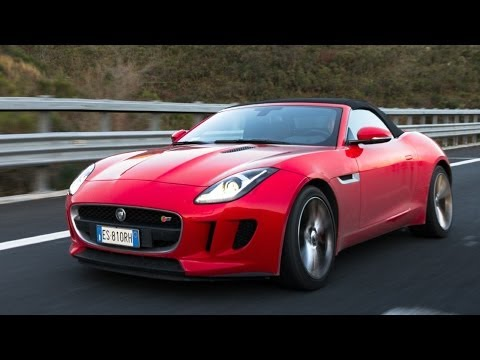 2014 Jaguar F-Type S Road Test & Review