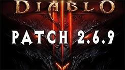 PATCH 2.6.9 - New sets Necro/DH | Diablo 3
