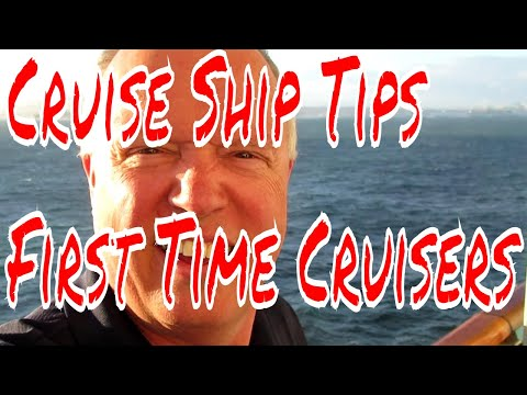 Cruise Ship Tips For First Time Cruisers What you Need To Know Saving Money and Packing Tips