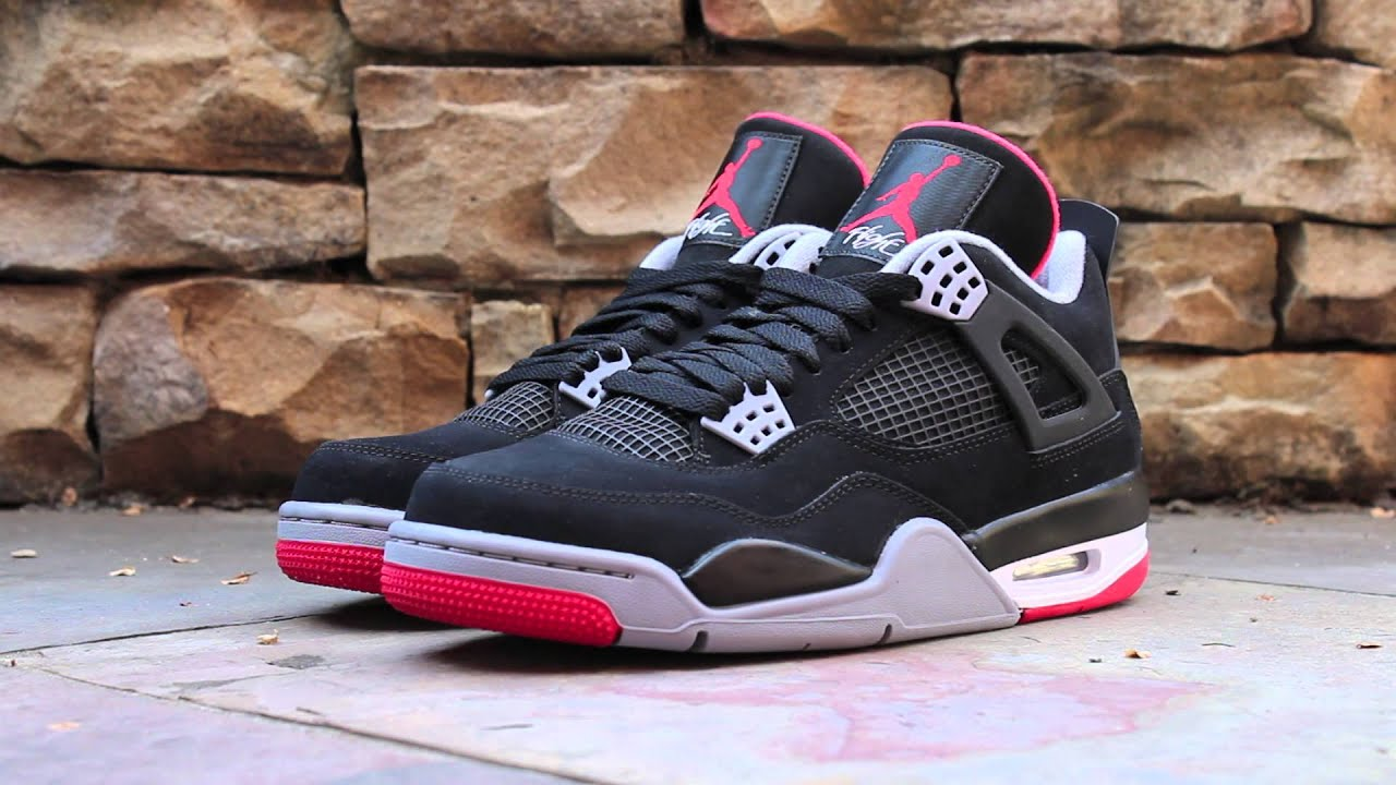 c3729ca4f15 Review  Jordan 4 Retro -