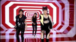 2NE1 - FIRE(Space Ver.) M/V MP3