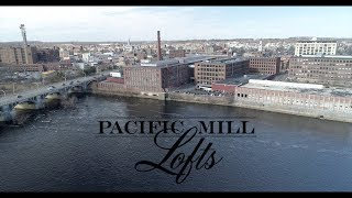 Video of Pacific Mill Lofts | Lawrence, Massachusetts