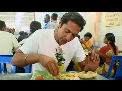 Aditya Bal in the temple city of Madurai