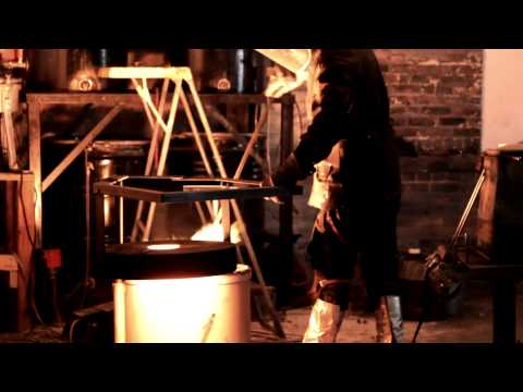 Forging A Pan Part 2: Creating the Pan Body for a Hand... | Doovi