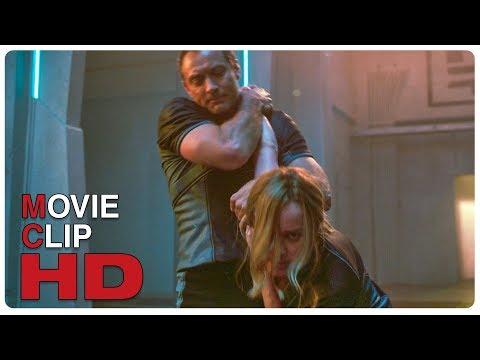 Play Yon-Rogg Training Carol Fight Scene Extended - CAPTAIN MARVEL (2019) Movie CLIP HD