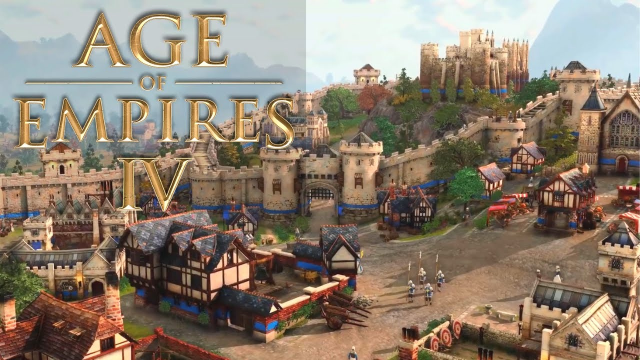Download Age of Empires 4 Official Gameplay Trailer 2019. [4K ULTRA HD Graphics PC Xbox]