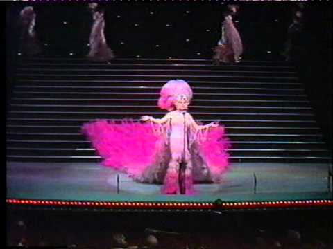 Danny La Rue In What A Performance