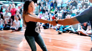 Justin Bieber - PYD Dance   William Teixeira & Paloma Alves - Brazilian Zouk Dance   Brazouky Video