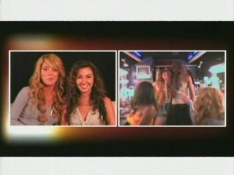 Danity Kane - Show Stopper (Making The Video) Part 1