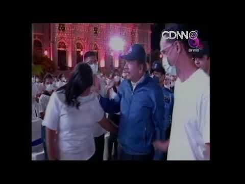 Mensaje del Presidente de Nicaragua Daniel Ortega Saavedra / Lunes 22 de febrero del 2021.