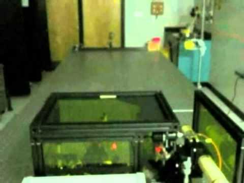 Project PBaTSS Demo -- UAH Optical Engineering Senior Design