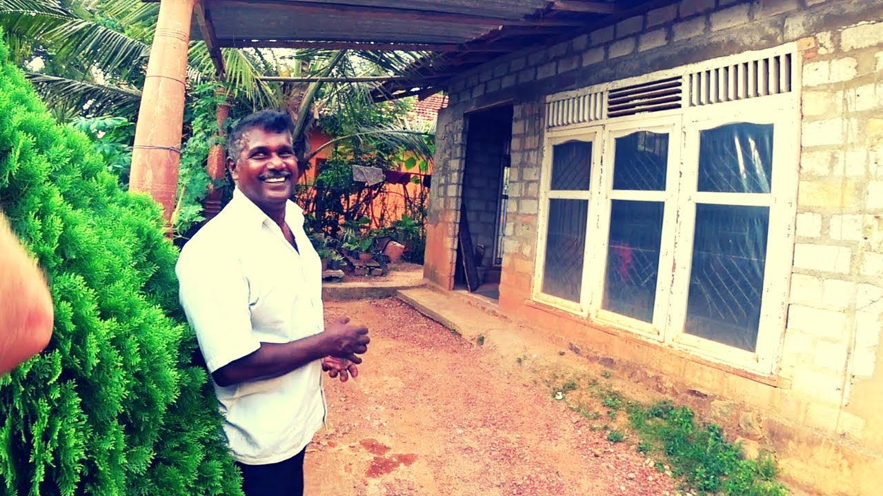 Inside Sri Lankan Village Home