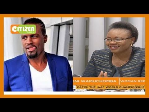 Gathoni Wamuchomba : Mariga is just a curtain raiser , he is not a serious candidate | NEWS REVIEW