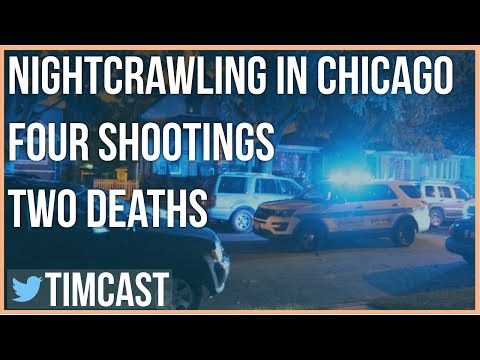 "NIGHTCRAWLING IN CHICAGO, THE REAL ""NO GO ZONE"""