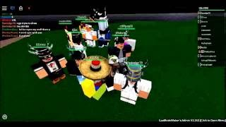 Meeting TBK On Roblox