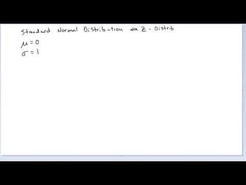 Normal Distribution - Example 1