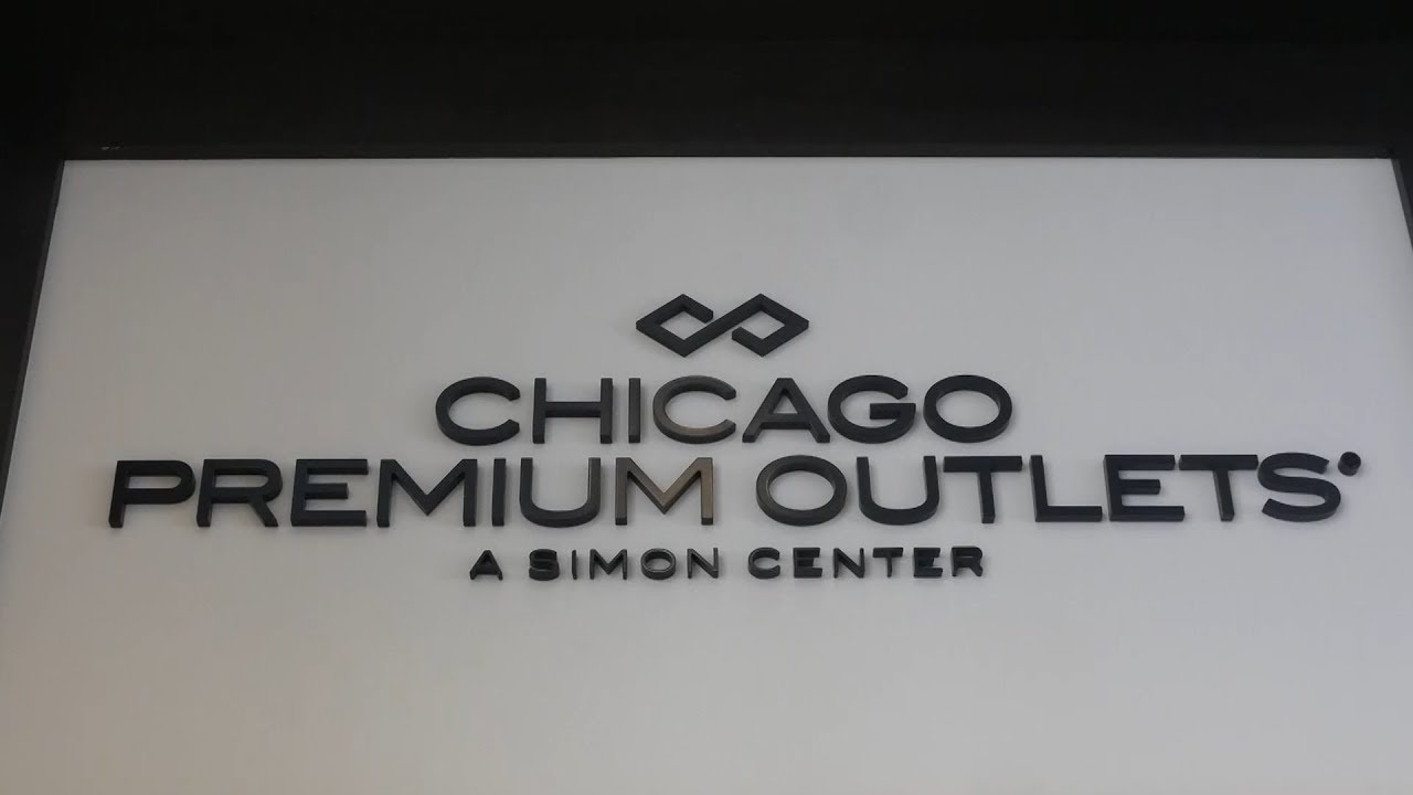 b305d53279 Chicago Premium Outlets - YouTube