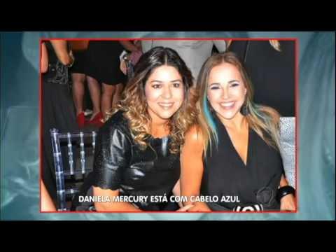 #HDV: Anitta não dá atenção para os fãs e Daniela Mercury de cabelo azul