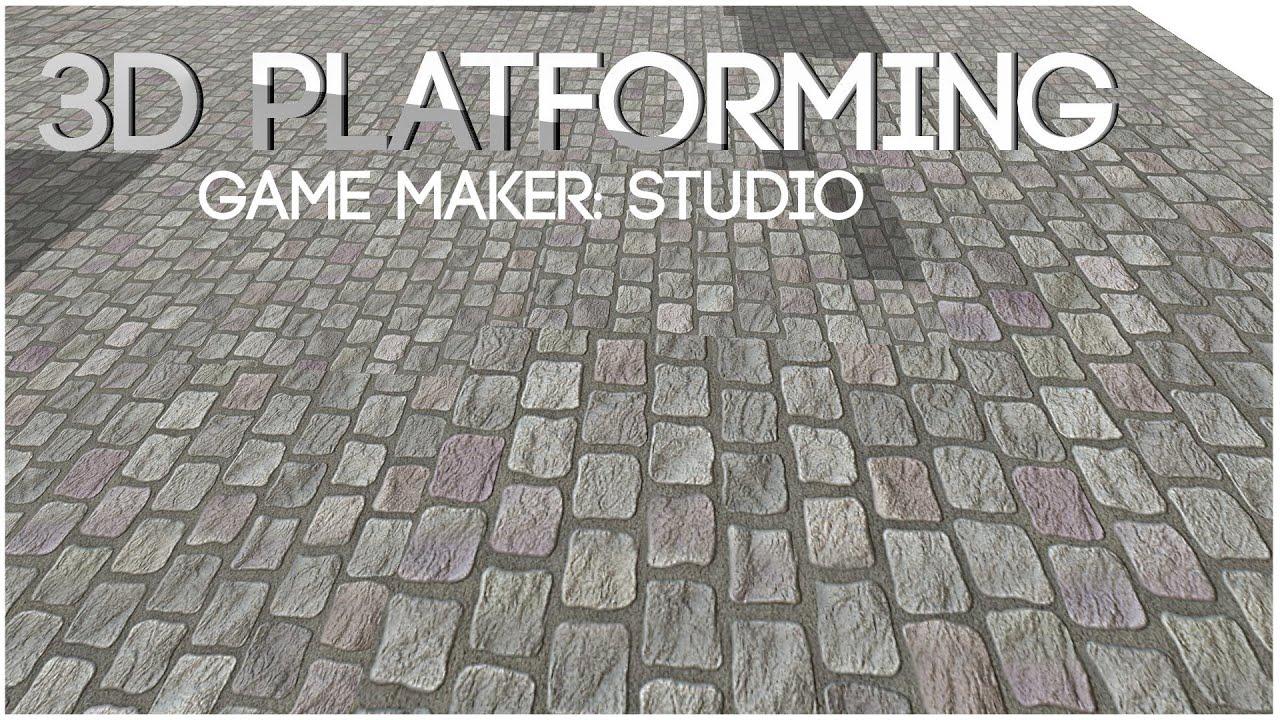 3d platformer engine   gamestar18's unity and game maker projects.
