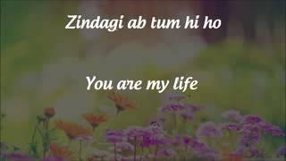 Tum Hi Ho  Lyrics & English Translation   Aashiqui 2  2013 www stafaband co - Stafaband
